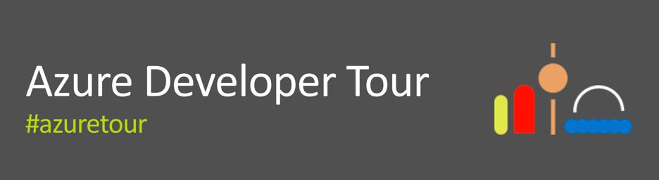 azure developer tour 2018 microsoft cloud developer advocates