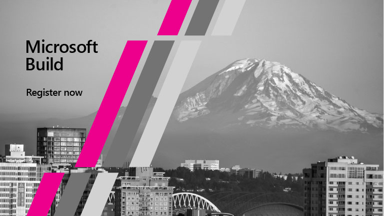 Microsoft Build – 7.-9. maj i Seattle, WA