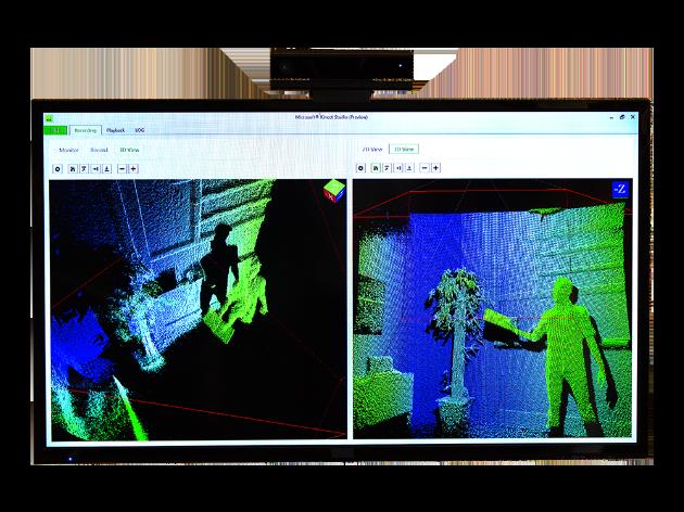 Kinect Windows App Development