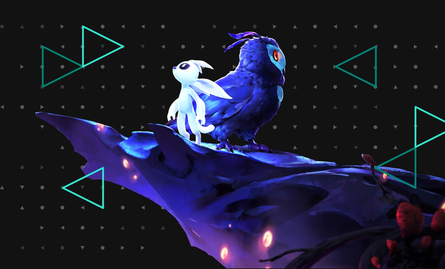 Ori and the Will of the Wisps game art